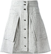 Isabel Marant Nolina skirt - women - Cotton - 34