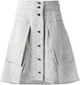 Isabel Marant Nolina skirt - women - Cotton - 38