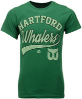 Majestic Men's Hartford Whalers Vintage Inspired Performance T-Shirt