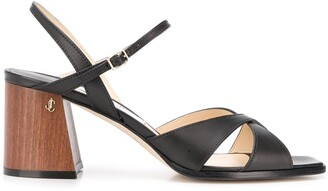 Jimmy Choo Joya 65mm sandals