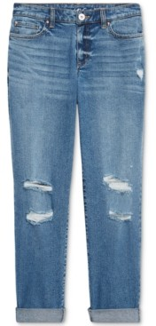 INC International Concepts Inc Boyfriend Jeans, Created for Macy's