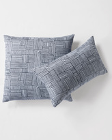 Serena & Lily Thatch Pillow Cover