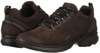 Ecco Biom Fjuel (Mocha) Men's Lace up casual Shoes