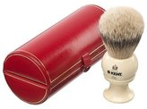Kent Large, Pure Silver-Tipped Badger Shaving Brush, Cream by