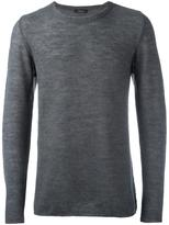Roberto Collina crew-neck jumper - men - Cotton/Linen/Flax/Polyester - 52