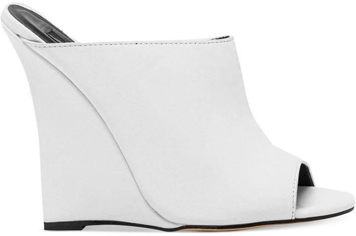 HeartSoul Marilla Wedge Mule Sandals