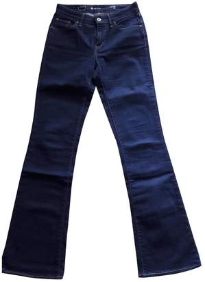 Levi's Navy Denim - Jeans Trousers for Women