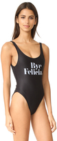 CHRLDR Bye Felicia Swimsuit