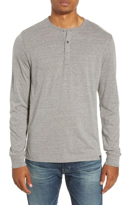 Threads 4 Thought Long Sleeve Henley