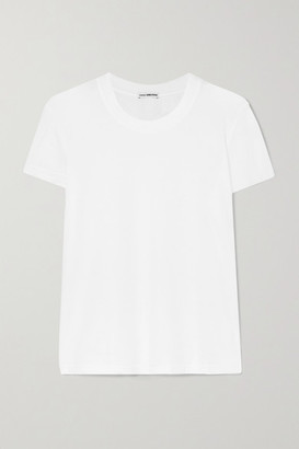 James Perse Vintage Boy Cotton-jersey T-shirt - White