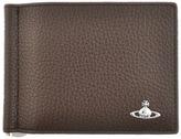 Vivienne Westwood Leather Wallet Brown