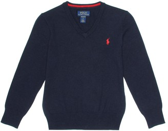 Polo Ralph Lauren Kids Cotton sweater