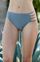 Evil Twin Raven Strappy Skimpy Bikini Bottom