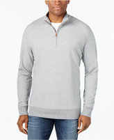 Weatherproof Vintage Men's Quarter-Zip Pullover, Classic Fit