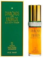 Elizabeth Taylor Diamonds & Emeralds by for Women 1.0 oz Eau de Toilette Spray