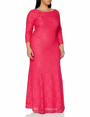 Gina Bacconi Women's Jamie Lace Maxi Dress Mother of The Bride