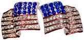 Stars & Stripes Products Waving Flag Earrings
