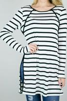 Double Zero Sass & Stripes Tee