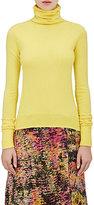 Sies Marjan Women's Alpaca-Cashmere Turtleneck Sweater-YELLOW