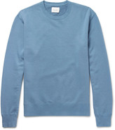 Steven Alan - Loopback Cotton-jersey Sweater