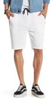 The Narrows Solid Zip Pocket Fleece Shorts