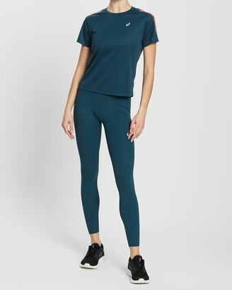 Asics Women's Tights - High Waist Tight 2 - Women's - Size One Size, S at The Iconic