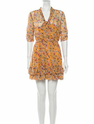 Nicholas Silk Mini Dress