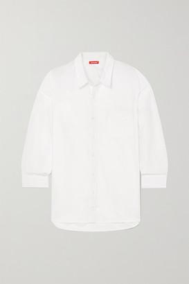 Denimist Cotton-poplin Shirt
