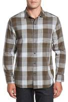 Tommy Bahama Dual Lux Standard Fit Check Sport Shirt