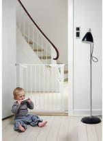Babydan Premier Pressure Fit Safety Gate - White