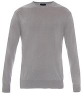 Lanvin Lightweight Cashmere-knit Sweater
