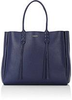 Lanvin Women's Tassel-Handle Extra-Large Shopper-NAVY