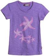 City Threads Starfish Jersey Tee (Baby) - Deep Purple-18-24 Months