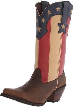 Durango Women's Crush Stars and Stripes Western Boot