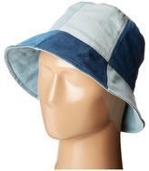 BCBGMAXAZRIA Denim Bucket Hat Caps