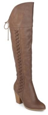 Journee Collection Spritz Over The Knee Boot