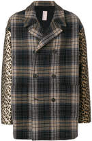 Antonio Marras patchwork blazer
