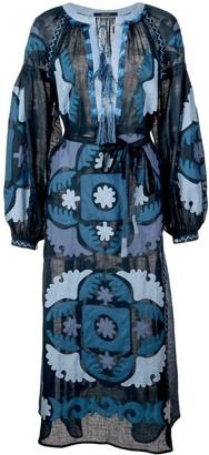 Vita Kin Scarab midi dress