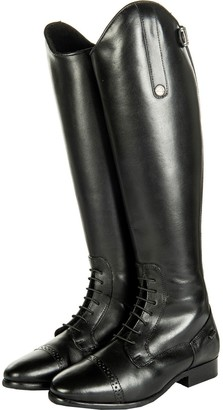 HKM SPORTS EQUIPMENT Unisex_Adult Reitstiefel-Valencia Teddy kurz/Standardweite9100 Trouser