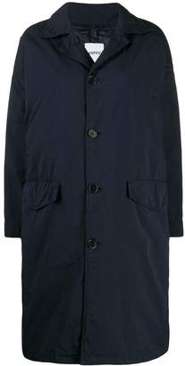 Aspesi single breasted lightweight coat
