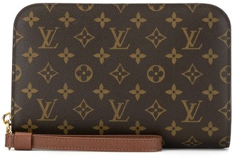 Louis Vuitton 2008 pre-owned Orsay clutch