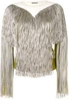 Bottega Veneta draped viscose sweater