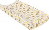 Miracle Blanket MiracleWare Muslin Changing Pad Cover, Giraffes and Lions