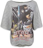 Disney Star Wars: The Last Jedi Short Sleeve Sweatshirt - Women