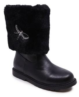 Naturino Express Toddler Girls Side Zipper Dressy Boot