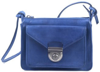 Old Trend Moon Valley Leather Crossbody Bag