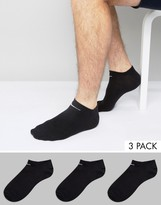 Nike 3 Pack Trainer Socks Sx2554-001