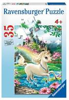Ravensburger Unicorn Castle 35pc Puzzle