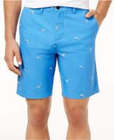"Tommy Hilfiger Men's Paper Plan 9"" Shorts"