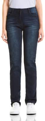 Cecil Women's 371547 Toronto Straight Skinny Jeans